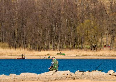 Rybaření na Lipně