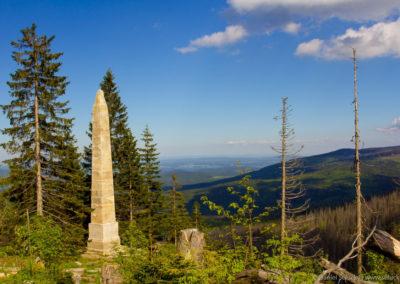 Pomník nad Plešným
