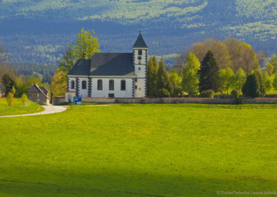Želnavský kostelík